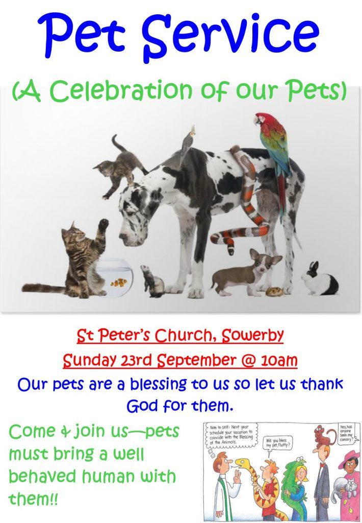 Pet Services Poster