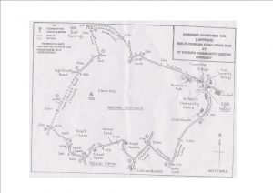 Sowerby Scorcher route map
