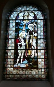 baptism window