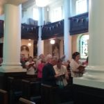 Our community across the Benefice came together to mark the end of Revd Lesley's ministry
