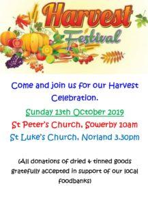 Harvest Poster 2019